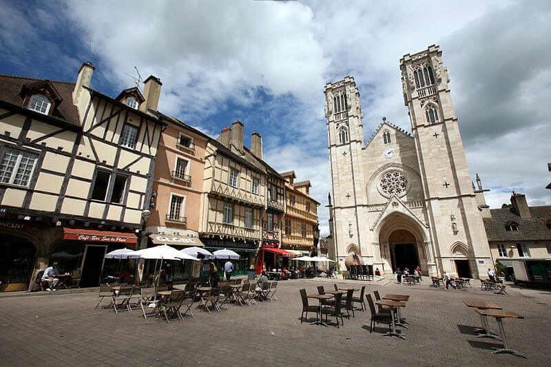 Chalon-sur-Saone Shopping